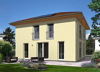 Fertighaus Flair 152 RE - gebautes Haus in Landkreis Osnabrück